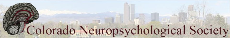 Colorado Neuropsychological Society (CNS)